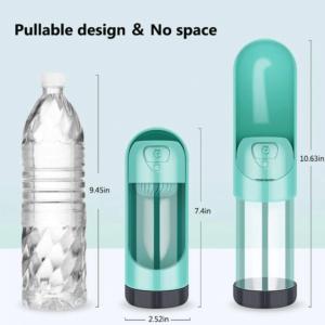 Outdoor Portable Pet Water Bottle 2